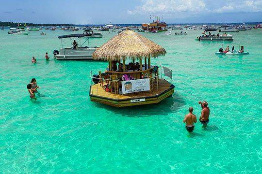 Crab Island Sandbar Adventure 3hr