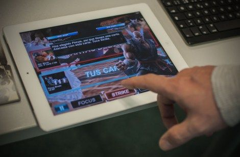 Entrevista a David Fraile: Tekken Card Tournament, una App para premiar a fans y fidelizar #apps #mobilebusiness #videogames #videojuegos