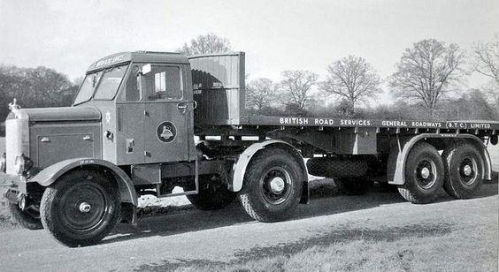 Scammell Highwayman - BRS