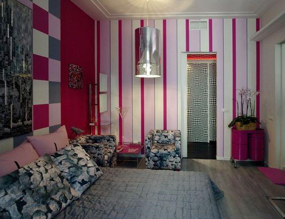 Décoration chambre parentale de luxe design couleur by Tony Lemale ...