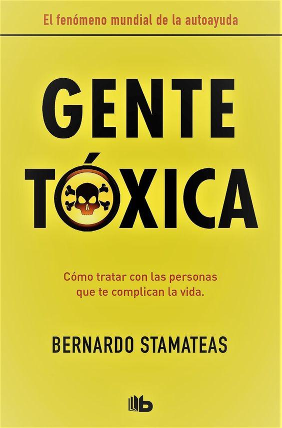 Bernardo Stamateas, Gente Tóxica, PDF