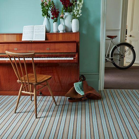 Stripes-Chocolate-Fudge | Moquette | Pinterest | Fondant au ...