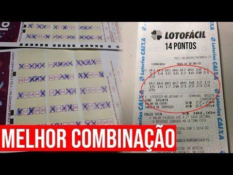 Essa Combinacao Com 4 Jogos Vai Triplicar Suas Chances De Ganhar Na Lotofacil Youtube Jogos Loteria Jogos Ganhar Na Loteria