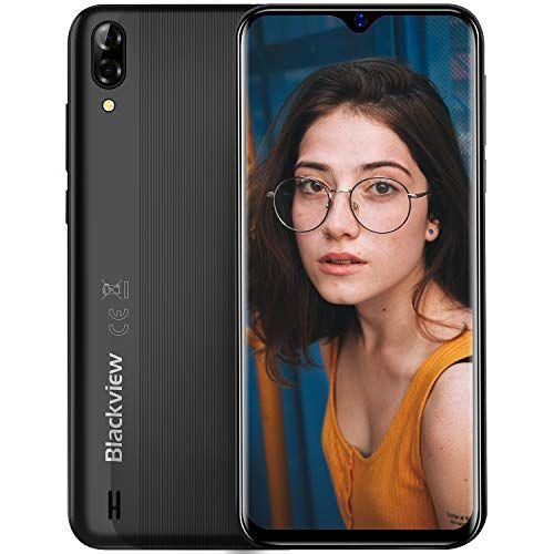 Blackview A60 2019 Smartphone Ohne Vertrag Gunstig 6 1 Zoll 4080mah Akku 13mp 5mp Dual Kamera 16gb Rom 128 Gb Erweiterbar Dual Sim In 2020 Smartphone Handy Android