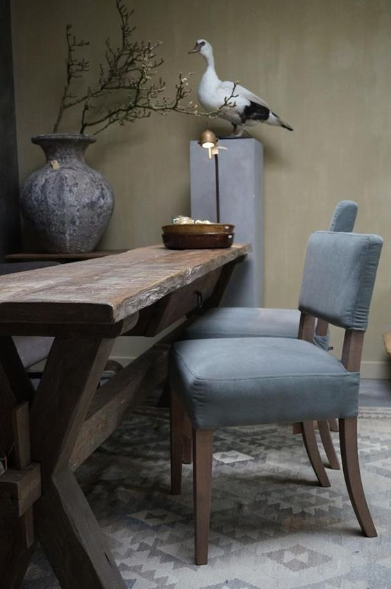 Awesome tables and rustic on pinterest for Hoffz interieur