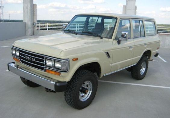 1990 Toyota Land Cruiser FJ62 TLC Restoration < Grimm-mobile!
