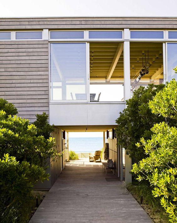 Surfside residence Bridgehampton NY  Stelle Architects