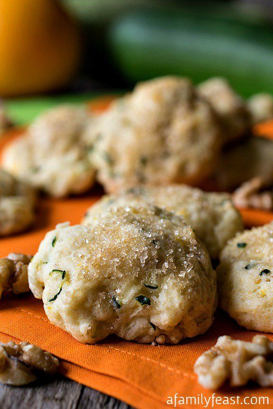 Zucchini, Sweet and Cookies on Pinterest