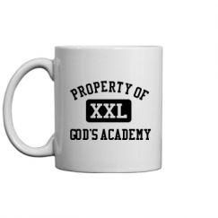 God's Academy - Dallas, TX   Mugs & Accessories Start at $14.97
