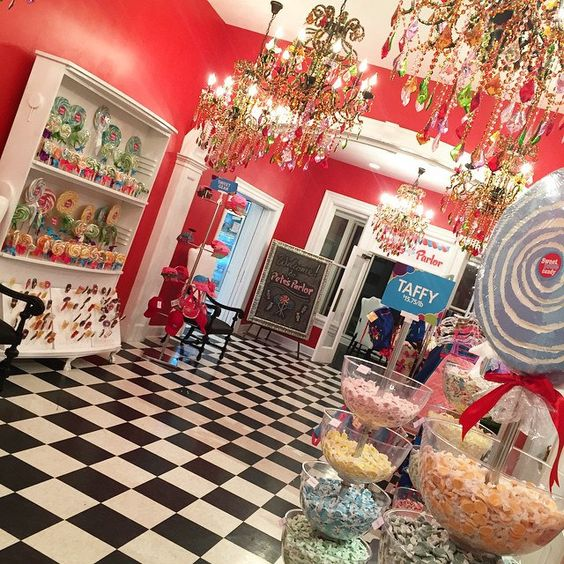 Chocolate Candy Stores In Jacksonville Fl