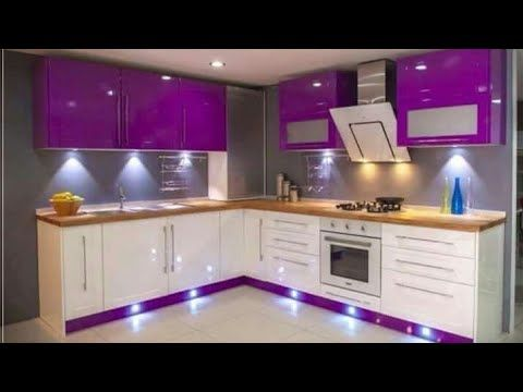 Best 100 Modular Kitchens Designs Cabinets For Modern Home Interiors 2018 Youtube Modu Latest Kitchen Designs Modern Kitchen Design Kitchen Cupboard Designs