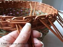 Výsledek obrázku pro pleteni z papiru cz pleteni papiru postup