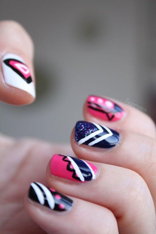 32 Estilos de uñas que por más que intente jamás me saldrán ⋮ Es la moda