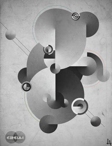 Ejemplos de Geometría en el Diseño Gráfico