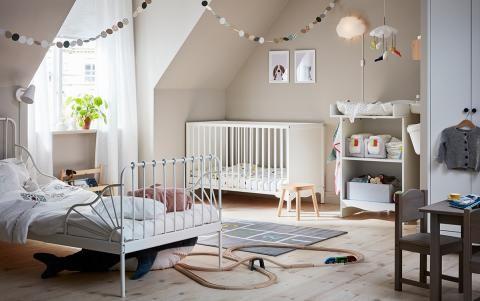 Geschwisterzimmer Ideen Zum Gestalten Und Einrichten Schoner Wohnen Geschwisterzimmer Kinder Zimmer Kinderzimmer
