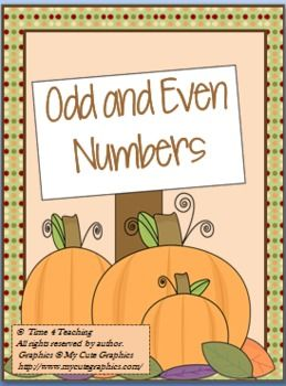 Number Names Worksheets odd and even year 2 : Games for free, Number games and Sorting on Pinterest