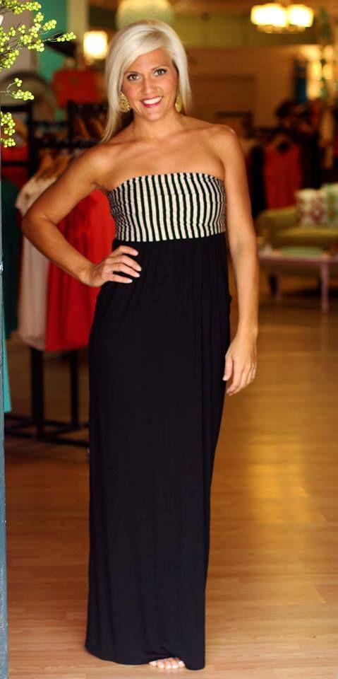 """""""Eliza"""" Dress $42.50   105 West Boutique (Abbeville, SC)"""
