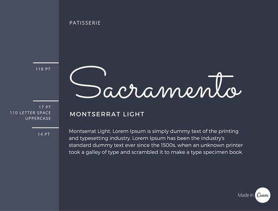 The Design School's Ultimate Guide to Font Pairing – Design School