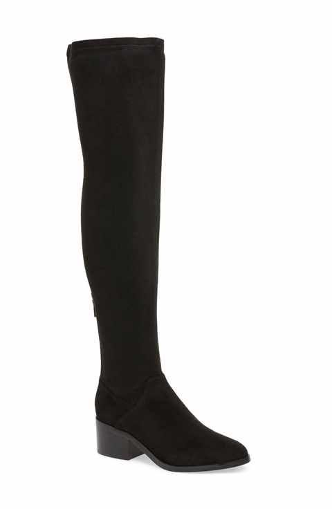 Steve Madden Gabbie Thigh High Boot Women Over The Knee Boots Boots Thigh High Boots