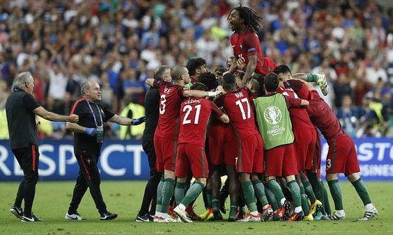 France vs Portugal Euro 2016 Final LIVE