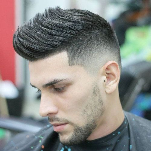 27 Cool Short Sides Long Top Haircuts For Men 2020 Guide Haircuts For Men Cool Hairstyles Thick Hair Styles