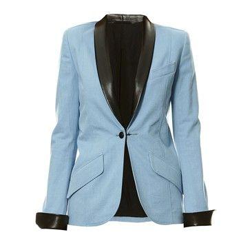 Karl Lagerfeld - Inca - Blazer - hellblau - 2056078