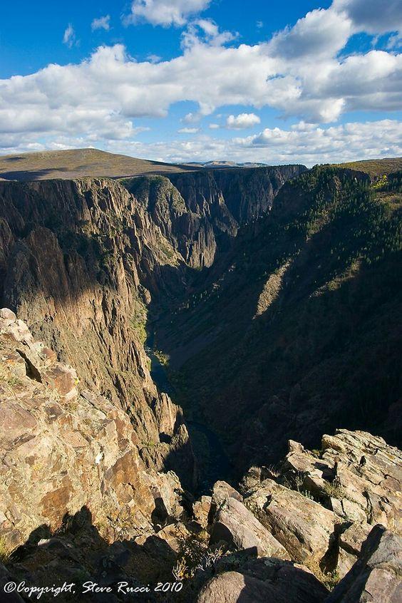 Black Canyon of the Gunnison NP, Colorado