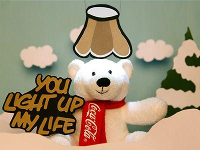 Die Benmoticons gibt´s zum Download auf www.coke.de! #CokePolarbär