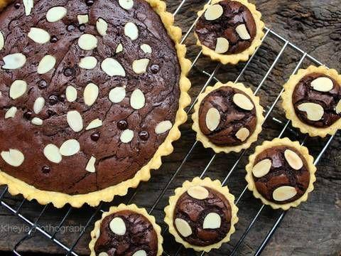Resep Pie Brownies Simple Oleh Kheyla S Kitchen Resep Resep Pai Kue Lezat Kue Kering