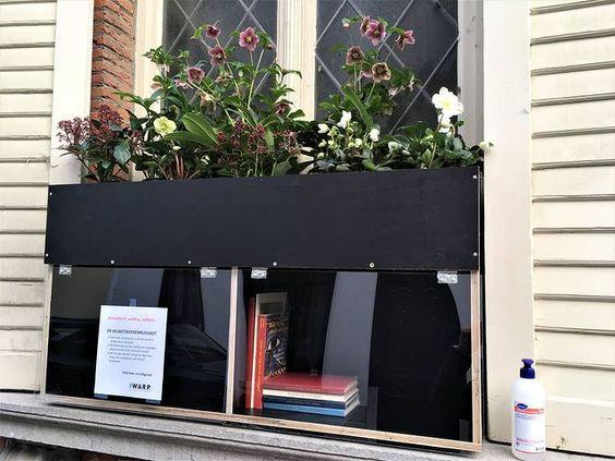 Boekenruilkast Sint-Niklaas 7