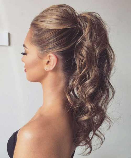 capelli lunghi acconciature 2019