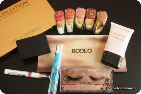 Velvet's Beauty Spot: Comprinhas de Aniversário na Maquillalia