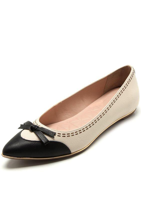 Charming Flat Fall Shoes