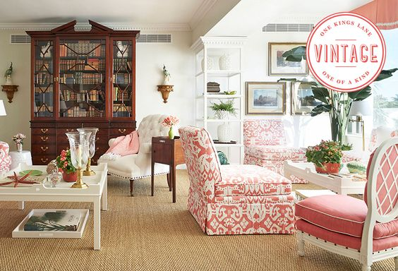 Vintage Decor: Sunny Sophistication: