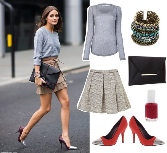 ONLY THE BEST !!: GET THE LOOK !