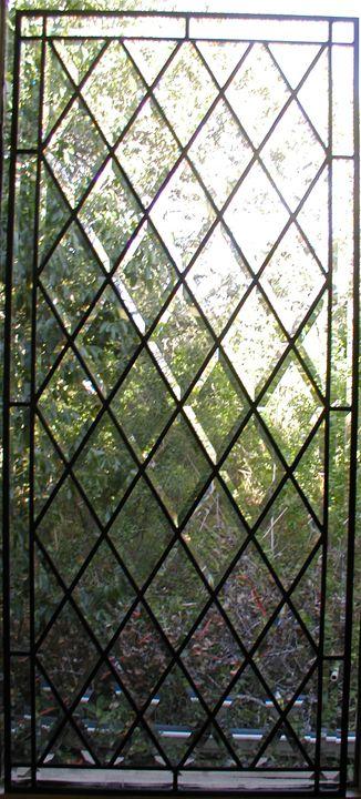 X Window Glass