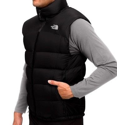 Pin 513340057497745413 Black North Face Vest