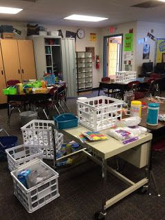 LIFE AT TRACEY SPEED: Classroom Set-Up