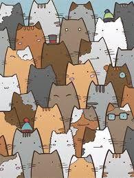 Resultado de imagen para cat illustration