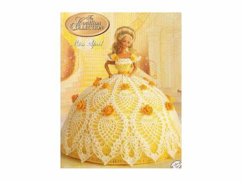 gratuit du net une robe de princesse en crochet pour
