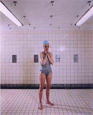 Self Portrait, Rineke Dijkstra