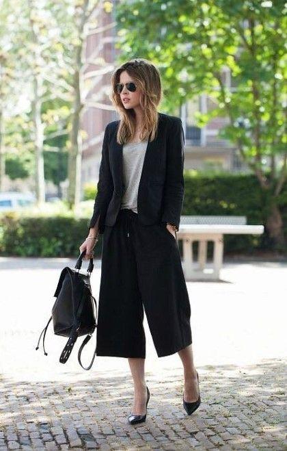2015년 트렌드 패션 시원하고 멋스러운 핏 와이드팬츠 코디 와이드팬츠란? 폭이 넓은 팬츠의 총칭으로 원래...