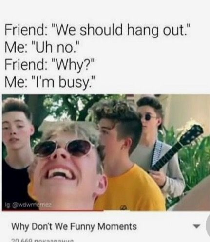 Oh This Is All I Watch Why Dont We Boys Memes Why Dont We Band