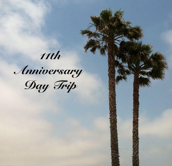 11th Anniversary Day Trip to Ventura, California