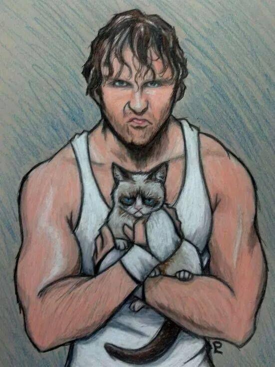 Dean , el amado de las gatitas