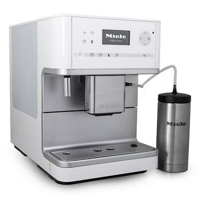 Miele Cm6350 Countertop Freestanding Coffee Machine White
