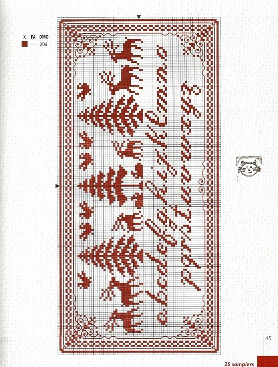 ,Alphabet and reindeer