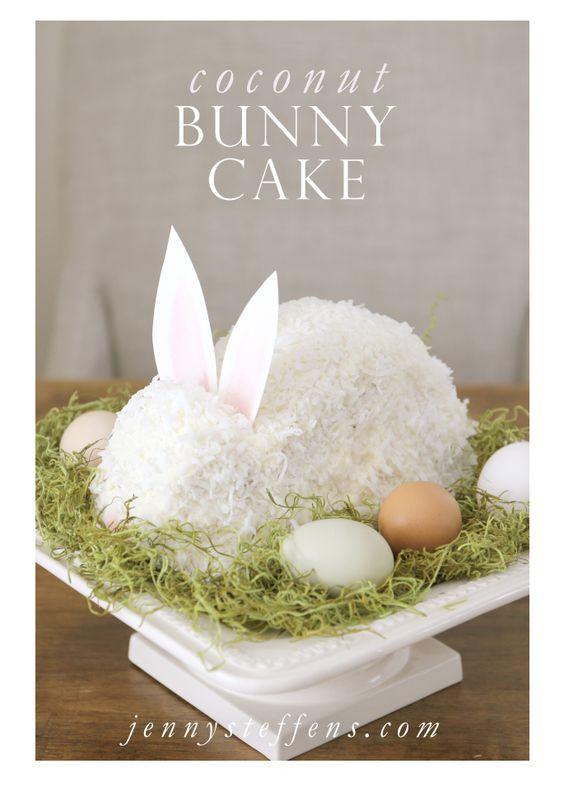 Jenny Steffens Hobick: Bunny Cake