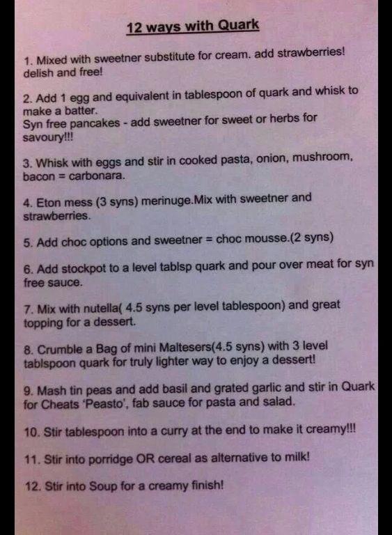 Ways to use quark :)