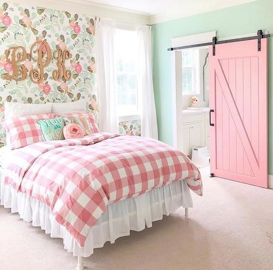 New House: Girls Bedroom Ideas | Saam Room Designs | Big ...